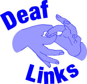 Deaf Links Logo